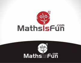 #253 para Logo Design for MathsIsFun.com por sharpminds40