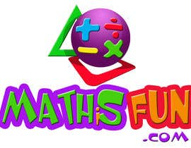 #301 para Logo Design for MathsIsFun.com por nayrix101