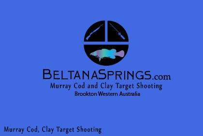 Inscrição nº                                         45                                      do Concurso para                                         Logo Design for Beltana Springs
