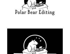 #44 for Polar bear editing image/logo by hrossdesign