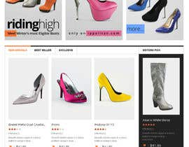 #6 pentru Website Design for Re-Design a Theme (Joomla E-Commerce) de către MishAMan
