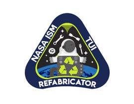 #162 for NASA Contest: ISS Refabricator Patch Challenge by rafaelffontes
