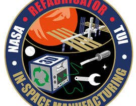 #175 for NASA Contest: ISS Refabricator Patch Challenge by GordonCreative