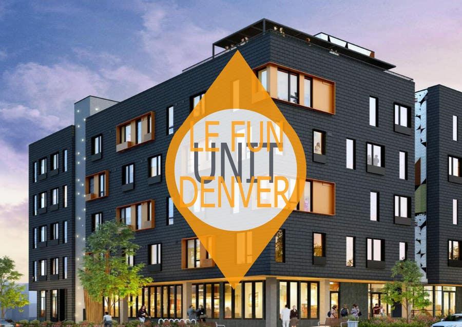 Contest Entry 19 For Denver Apartment Building Name And Logo