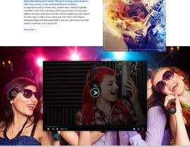 #4 for Design a Website for Music Store by saidesigner87