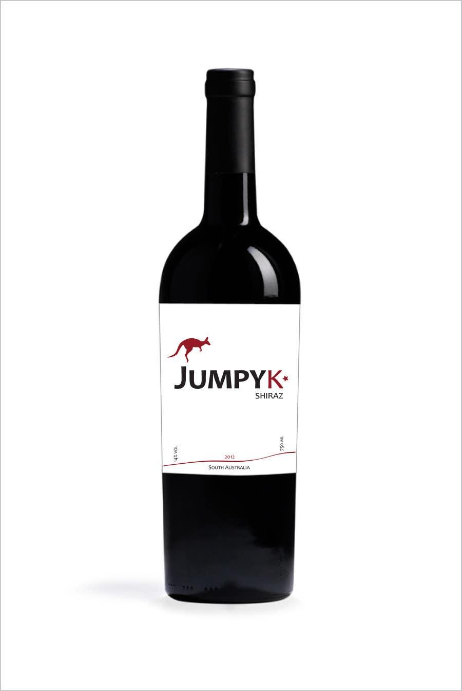 Inscrição nº                                         72                                      do Concurso para                                         Print & Packaging Design for a wine brand