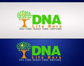 nº 165 pour Logo Design for DNA Life Bars par Anamh