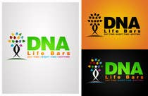 Graphic Design Конкурсная работа №114 для Logo Design for DNA Life Bars
