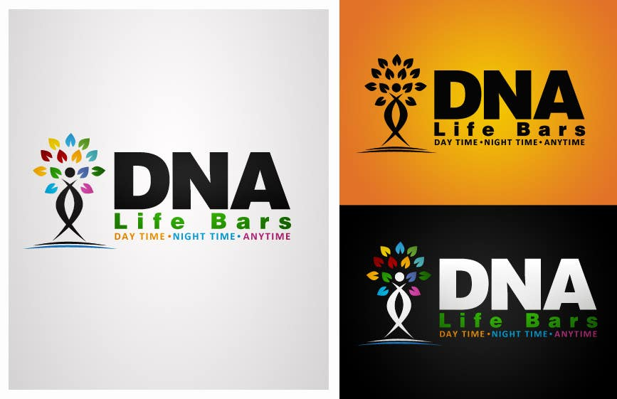 Конкурсная заявка №73 для Logo Design for DNA Life Bars