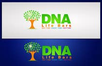 Graphic Design Конкурсная работа №145 для Logo Design for DNA Life Bars