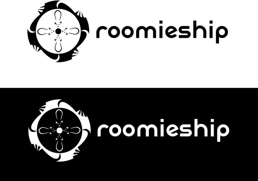 Konkurrenceindlæg #387 for Roomieship Logo Design