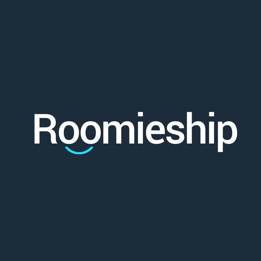 Konkurrenceindlæg #123 for Roomieship Logo Design