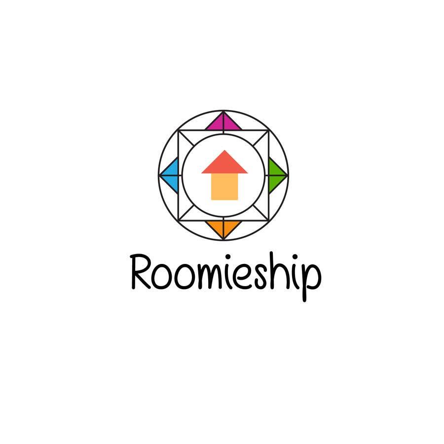 Konkurrenceindlæg #40 for Roomieship Logo Design