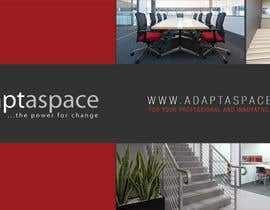 #5 для Graphic Design/ Marketing / Brochure Card for adaptaspace от jtmarechal
