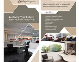 junairemacalawan tarafından Graphic Design/ Marketing / Brochure Card for adaptaspace için no 27