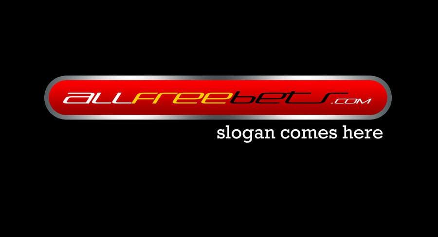 "Kilpailutyö #                                        15                                      kilpailussa                                         Logo Design for ""allfreebets"" Website"