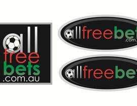 "#18 para Logo Design for ""allfreebets"" Website por curediamonds"