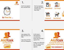 #11 for Banner Ad Design for AlaTask by jtmarechal