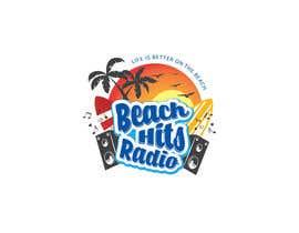 samehsos tarafından DESIGN A LOGO FOR BEACH HITS RADIO için no 371