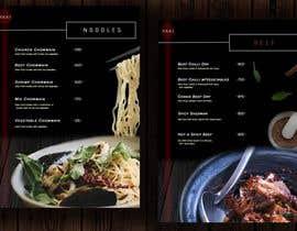 Nro 31 kilpailuun Design Resturant Menu Template käyttäjältä MikhailAnikeev