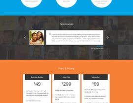 #7 untuk Technology company seeks website redesign. Ongoing work possible. oleh anilsingh2chd