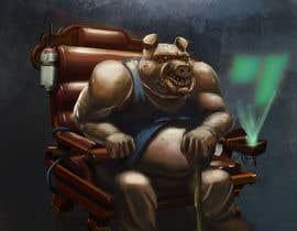 federicorivarola tarafından SciFi/Fantasy Illustration için no 10