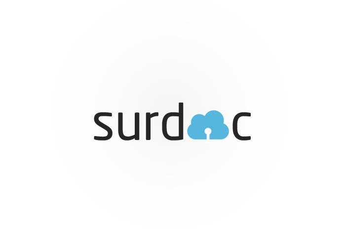 Bài tham dự cuộc thi #                                        68                                      cho                                         Logo Design for SurDoc.com
