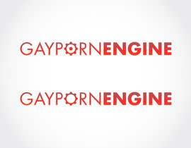 #127 para Gay Adult Logo Design por FEDERICOSAEZ
