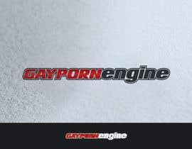 #107 para Gay Adult Logo Design por GeorgeOrf