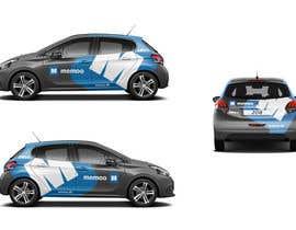 nº 72 pour Graphic streamers for car (Peugeot 208) par Roman8888