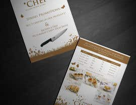 nº 36 pour Flyer Design for Country Chef Desserts Pty Ltd par lihia