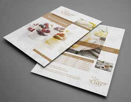 nº 63 pour Flyer Design for Country Chef Desserts Pty Ltd par thuanbui