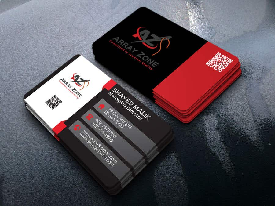 Entry  By Shohelalmamun For Design A Logo  Visiting Card