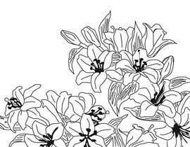 #61 для Coffee Flower Ilustration от NurArt
