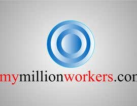 #211 , Logo Design for mymillionworkers.com 来自 vrd1941
