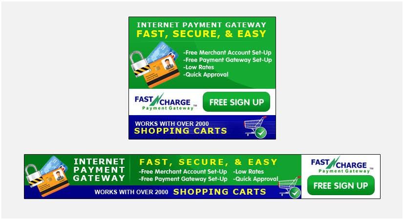 Inscrição nº 29 do Concurso para Banner Ad Design for www.fastcharge.com