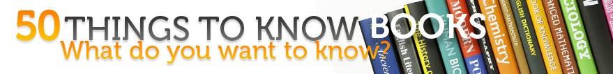 Inscrição nº                                         13                                      do Concurso para                                         Design a Banner for 4 50 Things to Know Websites