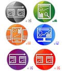 Graphic Design Konkurrenceindlæg #156 for Application Icons for Forex Studio (Windows software)