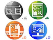 Graphic Design Konkurrenceindlæg #150 for Application Icons for Forex Studio (Windows software)