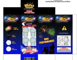#5 for Creative graphic designer needed for new product box artwork - 4 Piece set by KiraSaky