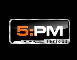 #230 para Logo Design for 5:PM serious por arteq04