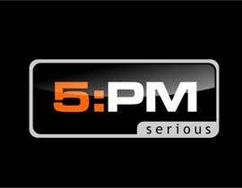 #231 cho Logo Design for 5:PM serious bởi arteq04