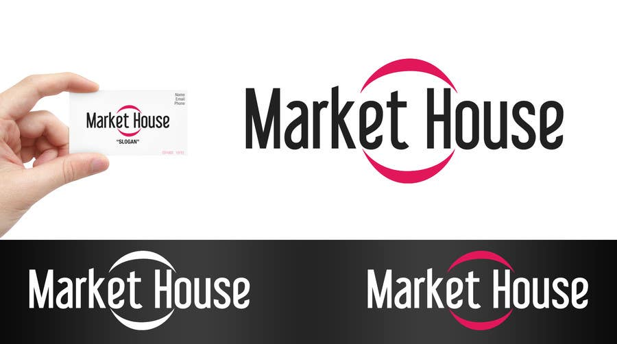 Bài tham dự cuộc thi #135 cho Logo Design for Market House