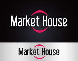 nº 39 pour Logo Design for Market House par Jevangood