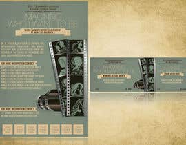 #15 pentru Graphic Design for TicketPrinting.com WOMEN'S HISTORY MONTH POSTER & EVENT TICKET de către thuanbui
