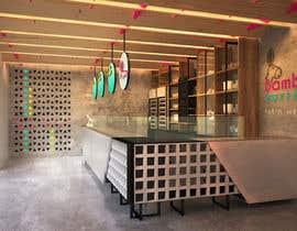 #13 para Diseño de interior de establicimiento de comida rapida latina de BersainF