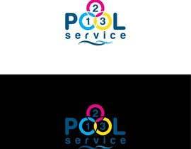 #150 para Pool Service 123 Logo de Sanduncm