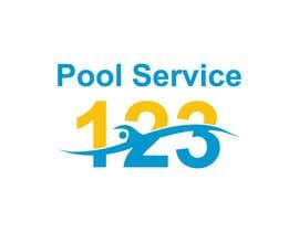 #140 para Pool Service 123 Logo de Alax001