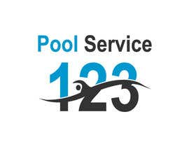 #153 para Pool Service 123 Logo de Alax001
