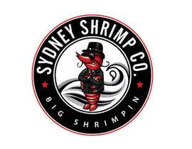 #139 para Design a Logo for BIG SHRIMPIN por mastasoftware